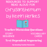 Chrysanthemum by Kevin Henkes Bundle! Common Core Aligned!