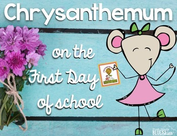 Chrysanthemum for Back to School
