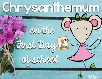 Chrysanthemum for Back to School