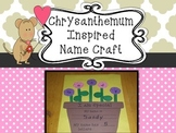Chrysanthemum inspired name craft