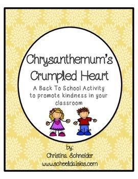 Chrysanthemum's Crumpled Heart