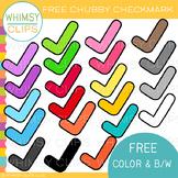 Free Check Mark Clip Art