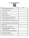 Chuck Close, A Portrait in Progress, Movie Companion Worksheet