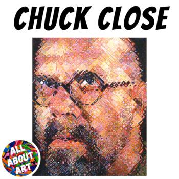 Chuck Close PPT