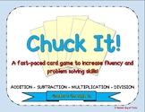 Chuck It! Card Game