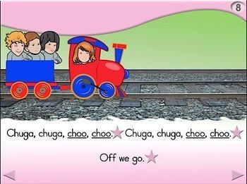 Chuga Chuga - Animated Step-by-Step Song - Regular