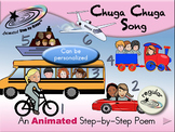 Chuga Chuga - Animated Step-by-Step Song - Regular
