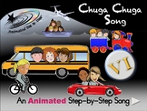 Chuga Chuga - Animated Step-by-Step Song - VI