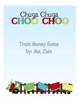 Chuga Chuga Choo Choo Money ID Game