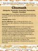 Chumash Tribe Facts with Questions