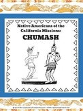 Chumash Tribe Facts with Comprehension Questions (California Native Americans)