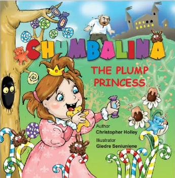 Picture Book Chumbalina The Plump Princess