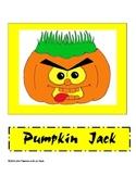 Chunk Chums Week Five:  Pumpkin Jack