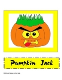 Chunk Chums Week Five:  Pumpkin Jack