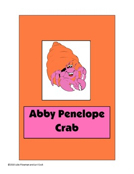 Chunk Chums Week Four:  Abby Penelope Crab