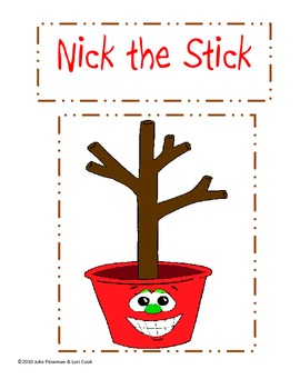 Chunk Chums Week Fourteen:  Nick the Stick