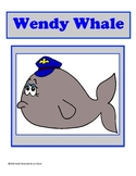 Chunk Chums Week Sixteen:  Wendy Whale