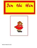 Chunk Chums Week Ten:  Jen the Hen