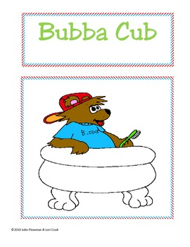 Chunk Chums Week Thirteen:  Bubba Cub
