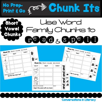 Chunk Its: Making Words with Chunks of Sound