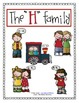 "Chunk Picture Cues and ""H"" Family Posters"