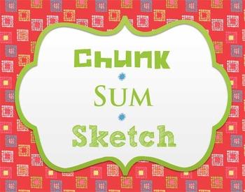 Chunk-Sum-Sketch