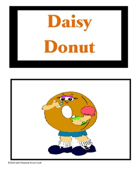ChunkChums Week Twelve:  Daisy Donut