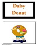 ChunkChums Week Twelve:  Daisy Donut