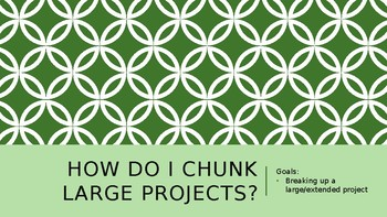 Chunking Projects