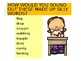Chunking- Reading Strategy for sounding out words