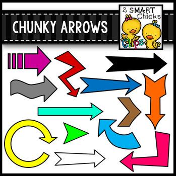Chunky Arrows