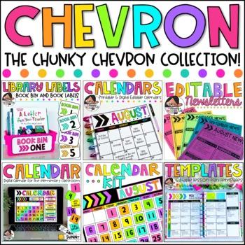 Chunky Chevron Collection