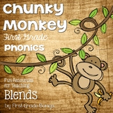 Chunky Monkey Blends- Teaching Resources and Literacy Cent