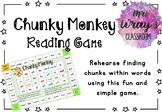 Chunky Monkey Board Game