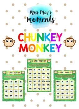 Chunky Monkey Chunks & Blends Boards