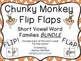 Chunky Monkey Flip Flaps - Short Vowel BUNDLE