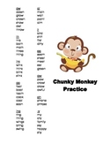 """Chunky Monkey"" Fluency Practice"