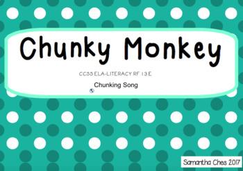 Chunky Monkey: Multisyllabic Words