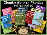 Chunky Monkey Phonics  BUNDLE
