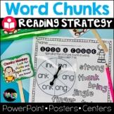 Chunky Monkey Reading Strategy: Lesson Plan, Center, Power