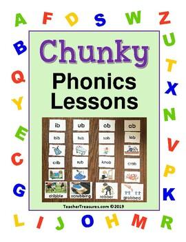 Chunky Phonics Lessons
