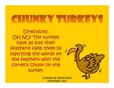 Chunky Turkeys