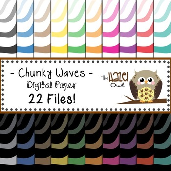 Digital Papers: Chunky Waves