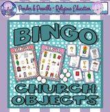 Church Bingo / Eucharist Bingo / Communion Bingo