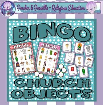 Church Bingo / Eucharist Bingo / Communion Bingo