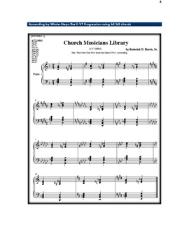 Church Musicians Library Volume I