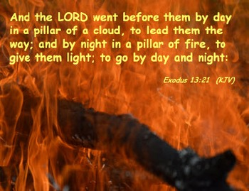 Church Set - Exodus 13:21