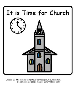 Church Social Story