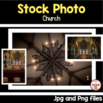 Church Stock Photo- Places