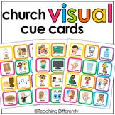 Church Visual Cue Cards